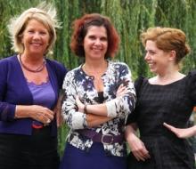 Ontwerpen voor kinderen met Lena, Els en Rosalinde