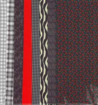Fabric Set Cherry