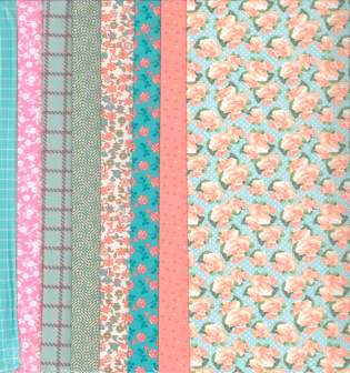 Fabric Set Pastel