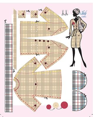 Judy Classic pattern