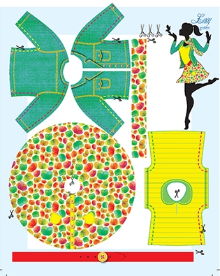 Lucy Green pattern