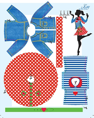 Lucy Polka Dots pattern