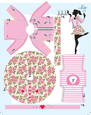 Lucy Roses pattern