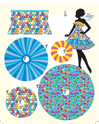 Maggy Candy pattern