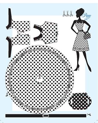 Peggy Dots pattern
