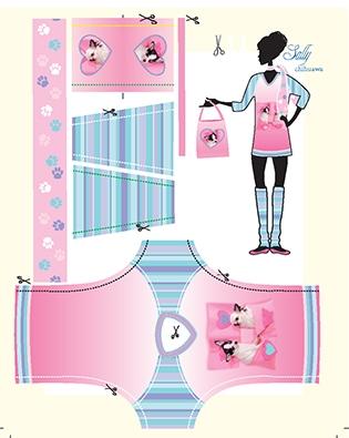 Sally Chihuahua pattern
