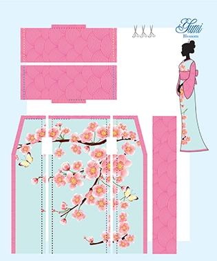 Yumi Blossom pattern