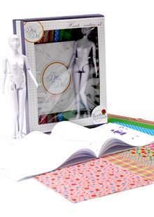 Leren ontwerpen met de Haute Couture Box